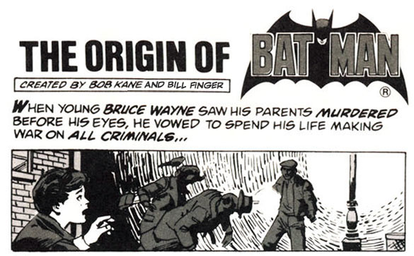 batman essay Below is an essay on batman from anti essays, your source for research papers, essays, and term paper examples unlike many other superhero comic books, frank miller's batman begins by introducing yet another superhero, superman.