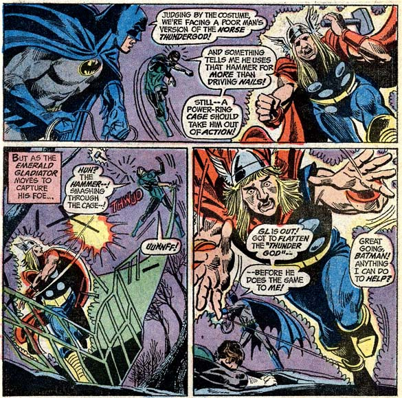 Unofficial Crossovers, Tributes and...well...Rip offs! Jla103-08