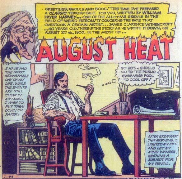 August heat