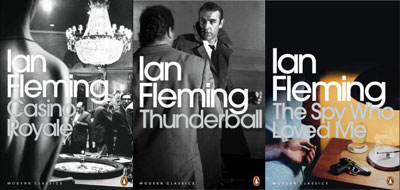 James Bond Penguin Modern Classics 2