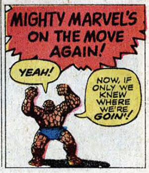 Mighty Marvel&#8217;s on the move again