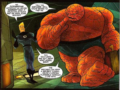 Fantastic Four: ¡Isla de la Muerte! #1