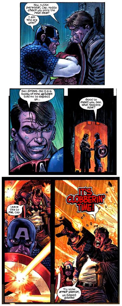 Captain America v. 4 #18
