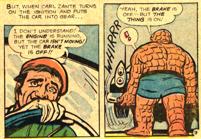Strange Tales #106
