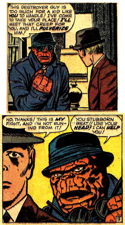 Strange Tales #101