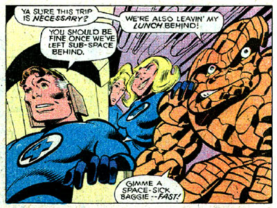 Fantastic Four #209
