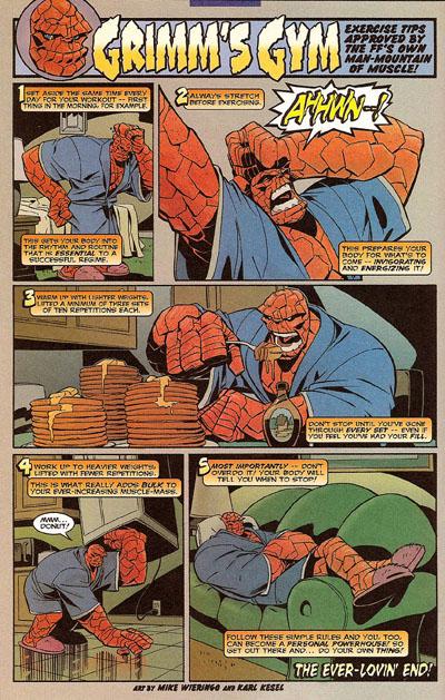 Marvels Comics: FF