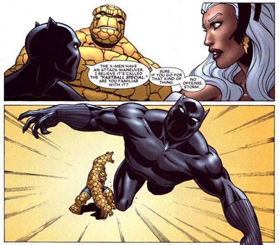 Black Panther #32