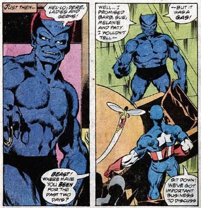Avengers #164