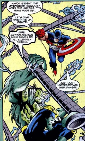 Mutant X #28