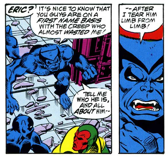 Avengers #160