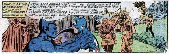 Avengers #231