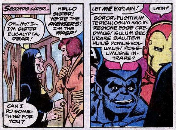 Avengers #171