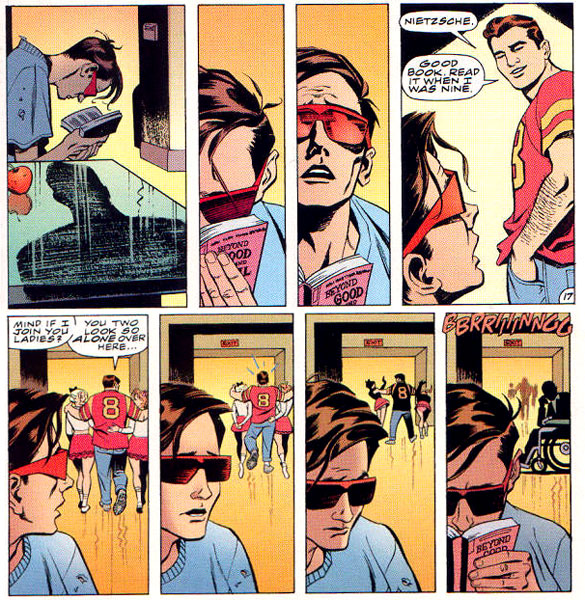 X-Men Children of the Atom #1