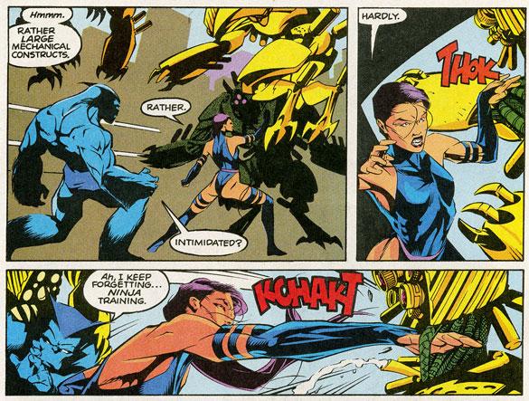X-Man Annual #49