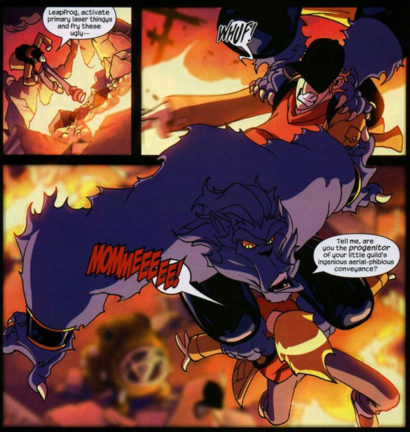 X-Men/Runaways FCBD