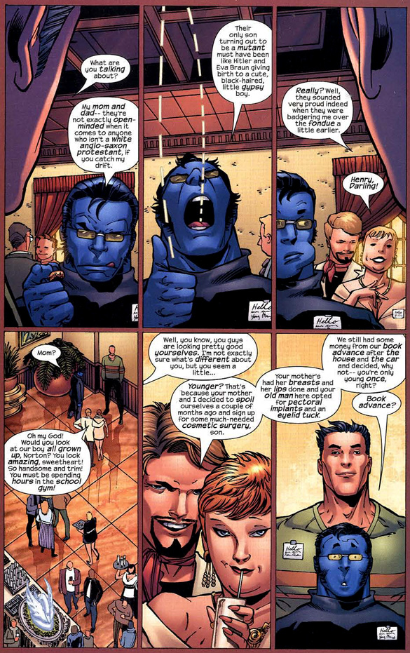 Ultimate X-Men #32