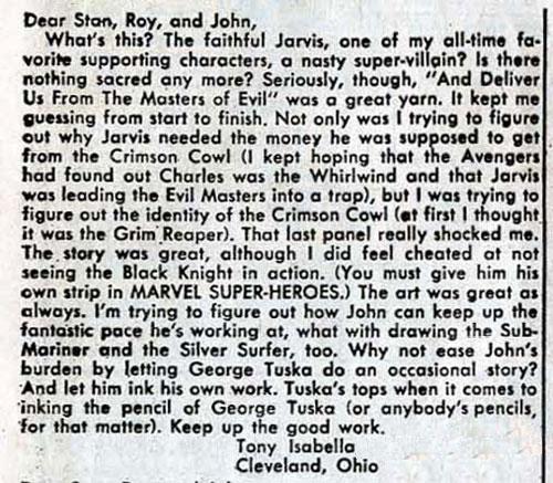 Avengers #57