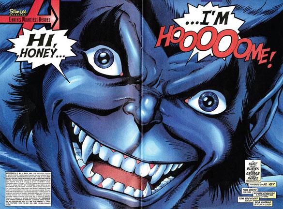Avengers v.3 #14