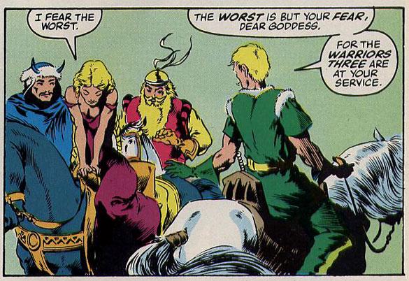 Marvel Fanfare #13