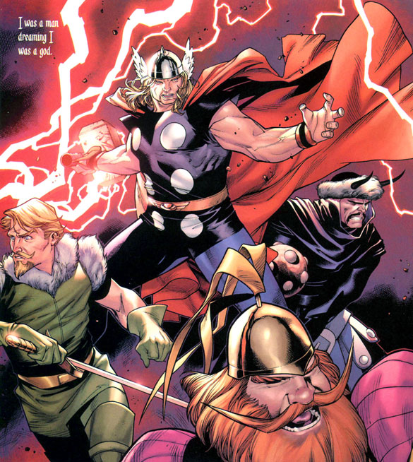 Thor v.3 #5