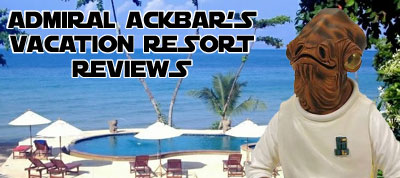 Admiral Ackbar's Vacation Resort Reviews