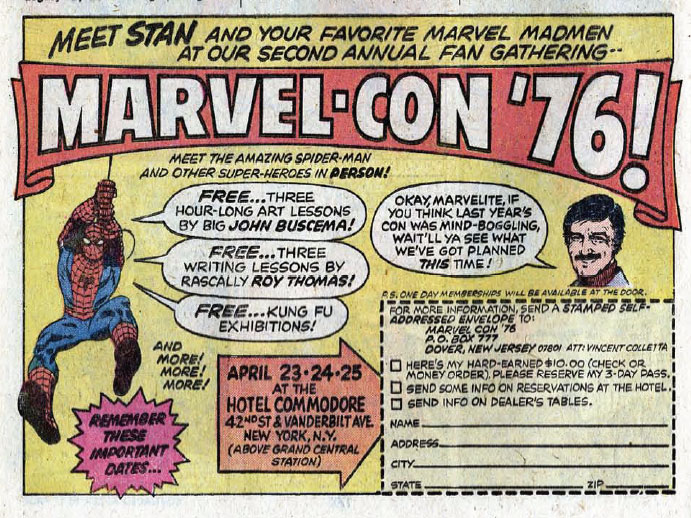 Marvel-Con '76