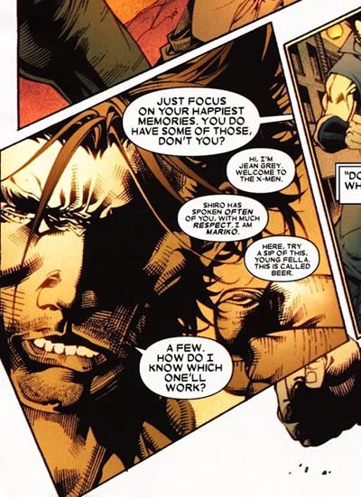 Wolverine Manifest Destiny #4