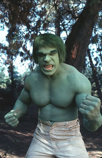 The Incredible Hulk!