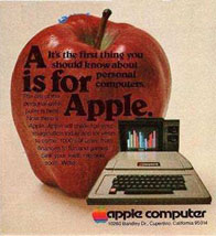 Apple II ad