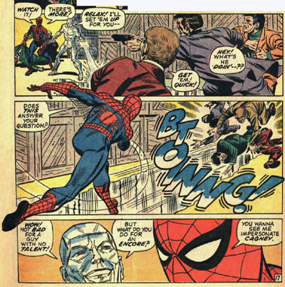 Amazing Spider-Man #92