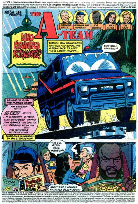 A-Team #2