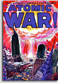 Atomic War #1