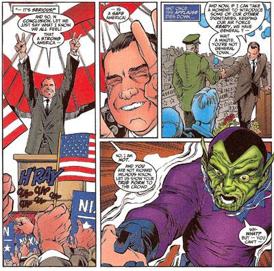 Avengers Forever #5 panel