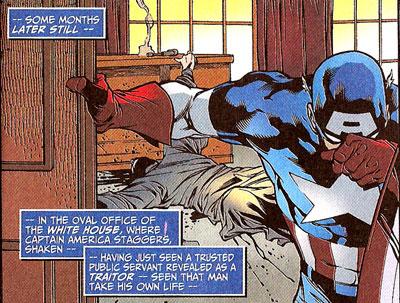 Avengers Forever #12 panel