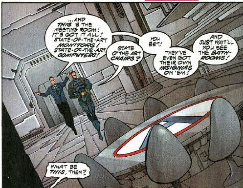 Avengers Table!