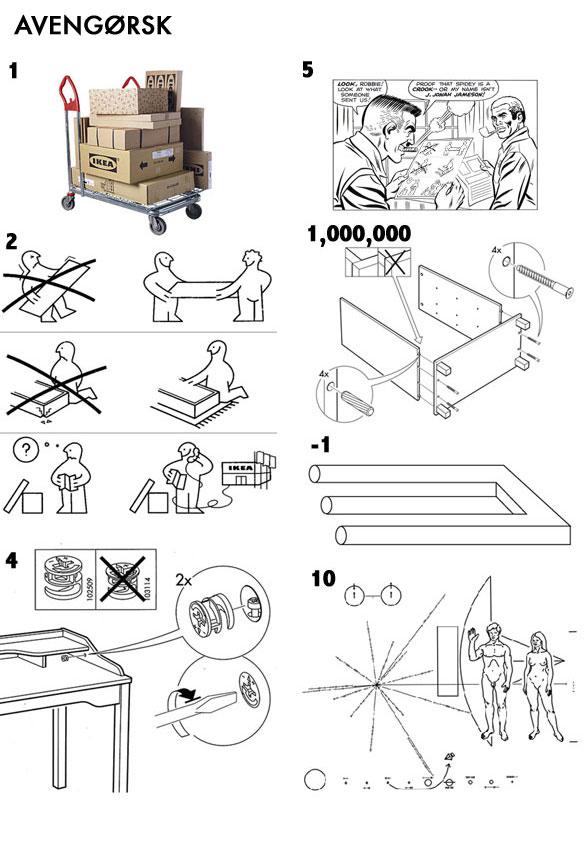 Ikea Table!