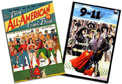 The Big All-American Comic Book #1/9-11 #2