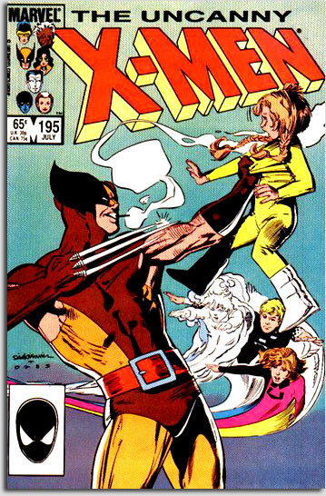 Uncanny X-Men #195