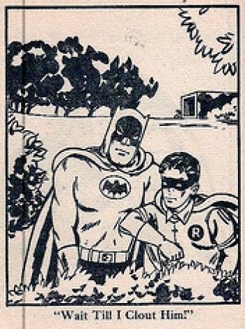 Batman: The Cheetah Caper