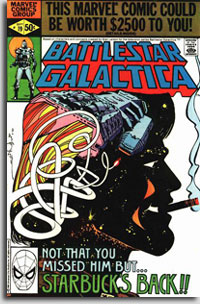 Battlestar Galactica #19