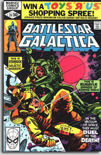 Battlestar Galactica #20