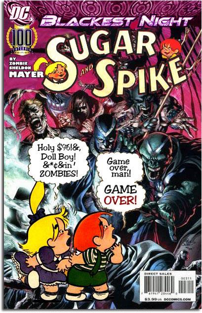 Sugar & Spike #100