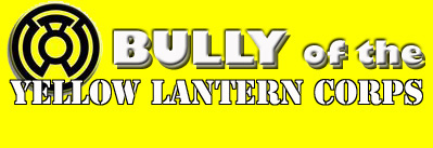 Bully the Yellow Lantern