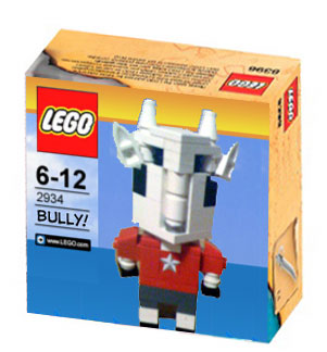 Lego Bully box