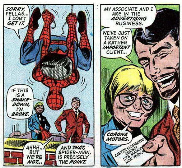 Amazing Spider-Man #126