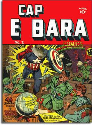 Capybara Comics