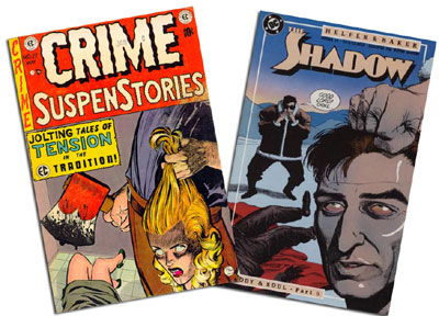 Crime SuspensStories #22/The Shadow #18