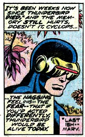 Chris Claremont vs. Cyclops