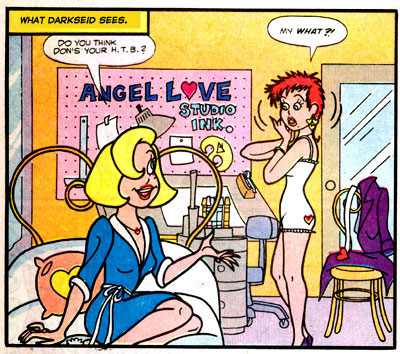 Angel Love #1